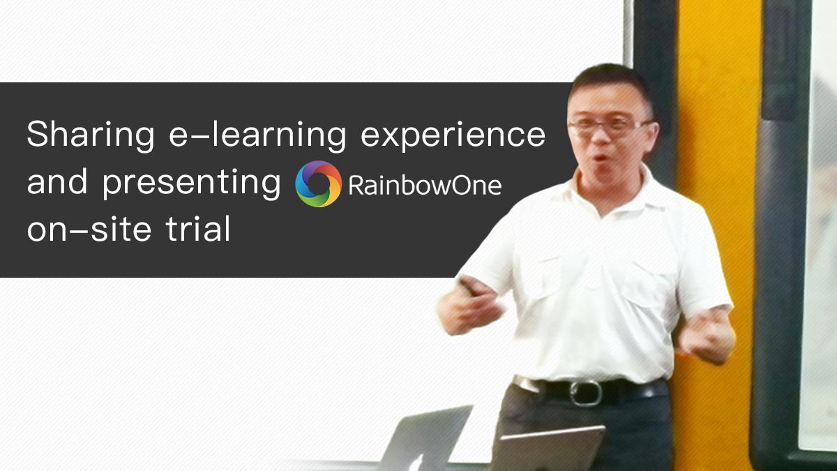 Teacher Interview:Mr. Cheng
