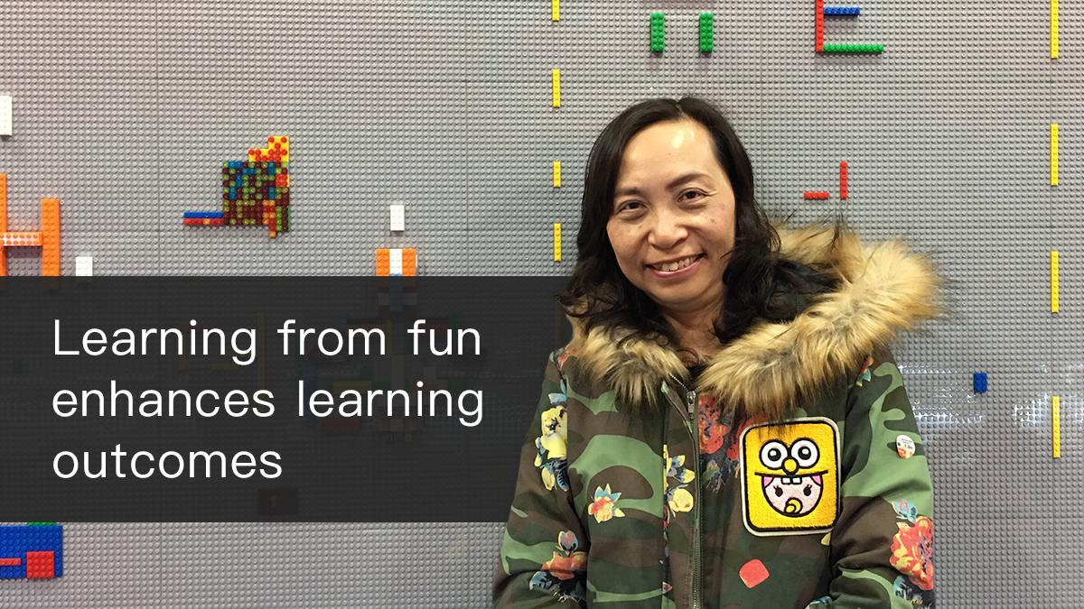 Teacher Interview:Ms. Lau Tsz Kwun, Baptist Rainbow Primary School